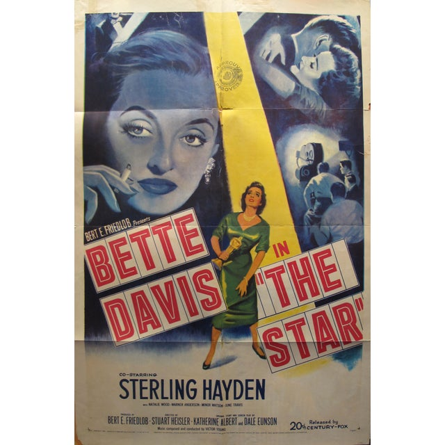 """The Star"" Movie Poster - Image 1 of 4"