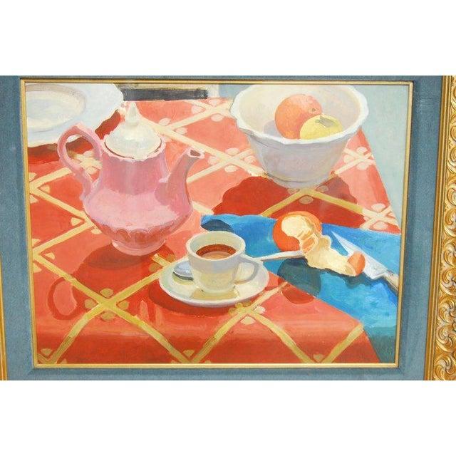 Breakfast Still Life Watercolor Painting by Lisa Esherick - Image 2 of 11