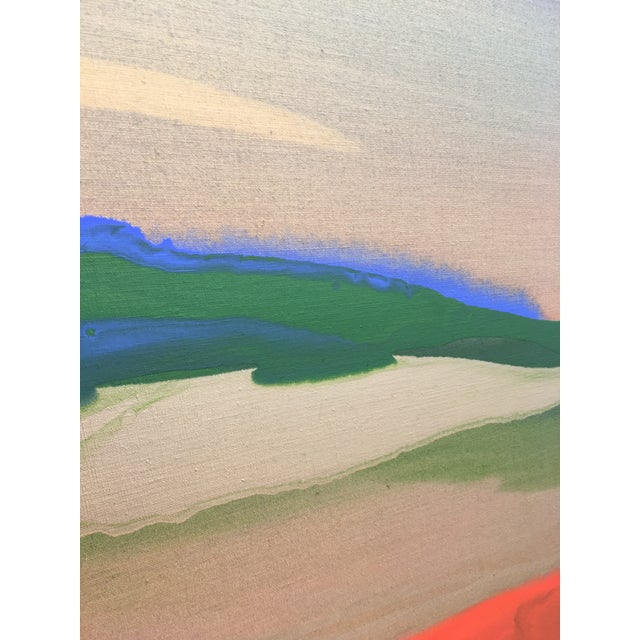"""2010s Nico Munuera Abstract Painting """"Boneless Vi"""" For Sale - Image 5 of 10"""