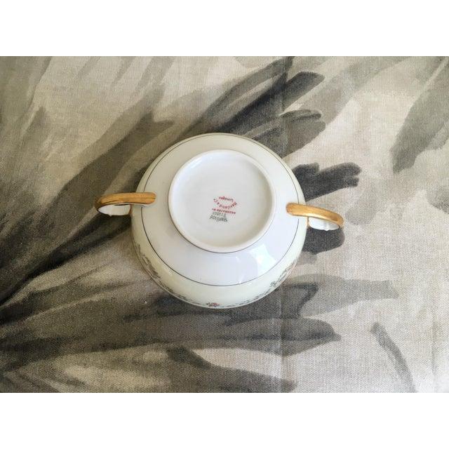 Haviland & Co Limoges France Petite Porcelain Bowl - Image 5 of 5
