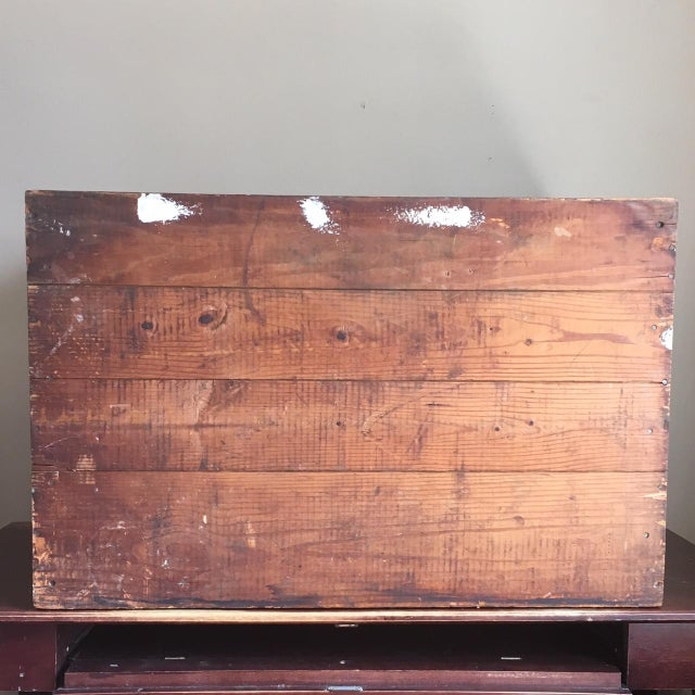 Antique Wooden Merck & Co. Crate - Image 4 of 8