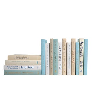 Modern Nautical : Set of Fifteen Decorative Books For Sale