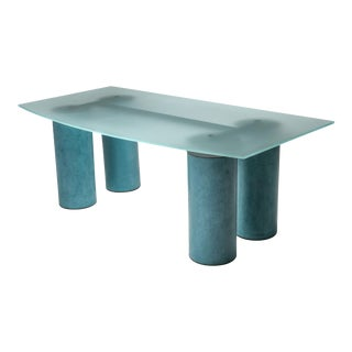 1970s Massimo Vignelli 'Serenissimo' Dining Table/Desk for Acerbis For Sale