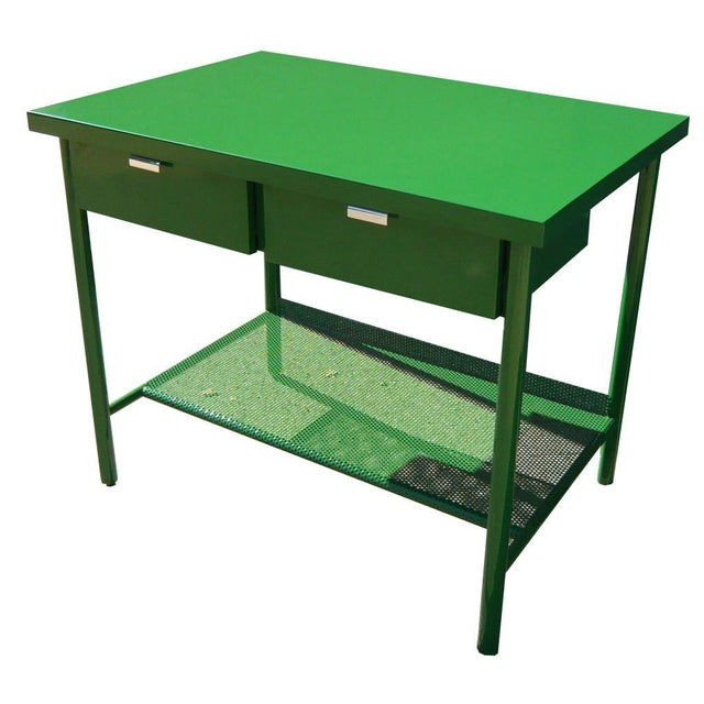 Customizable Docley Work Table - Image 6 of 7