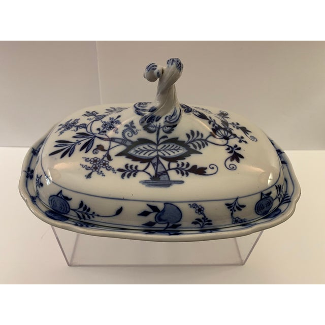 Late 19th Century Antique Cauldon Vegetable Serving Dish Set - 3 Pieces For Sale - Image 10 of 13