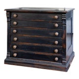 Image of 1890's Antique Chest Of Drawers For Sale
