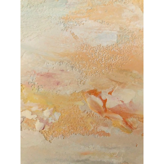 Encaustic Seascape Painting For Sale In Providence - Image 6 of 7