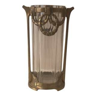 Art Nouveau Period Vase