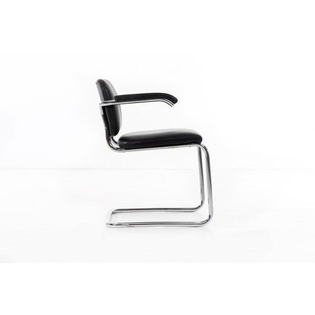 Set of 12 Marcel Breuer Dining Chairs For Sale In Chicago - Image 6 of 11