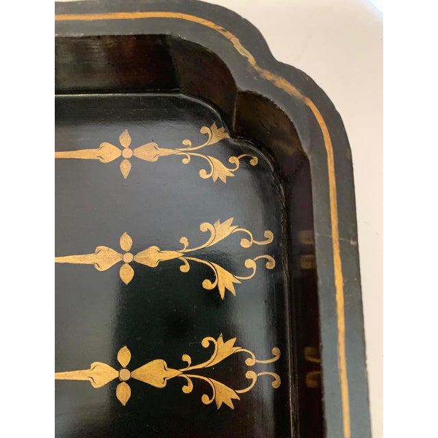 Chinese Hand Painted Lacquered Game Board For Sale In Philadelphia - Image 6 of 13