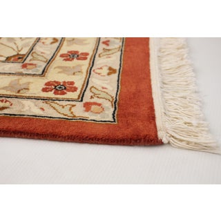 """Afghan Hand-Knotted Rug-12'1"""" X 15'4"""" Preview"""