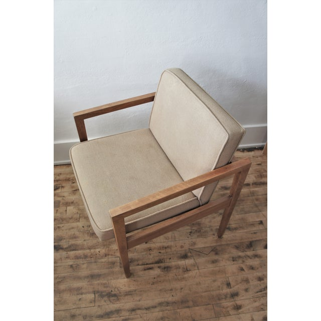 Tan 1960s Vintage George Nelson Lounge Chair For Sale - Image 8 of 13