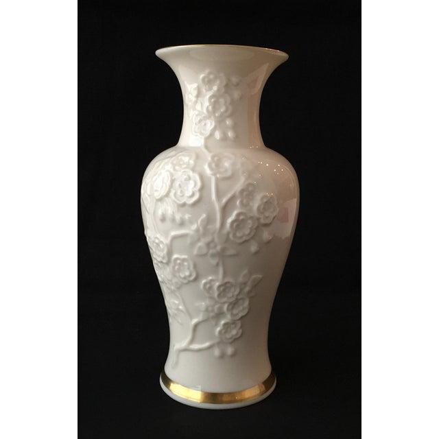 Vintage Lenox Ming Blossom Flower Vase Chairish