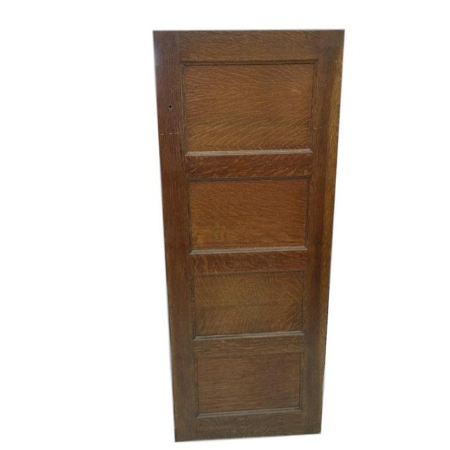 Macey Antique Standing File Cabinet For Sale - Image 4 of 5