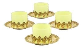 Image of Gold Decorative Bowls