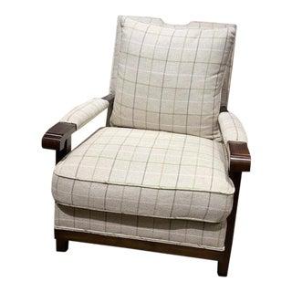 Modern Chaddcok Dunbar Lounge Chair For Sale