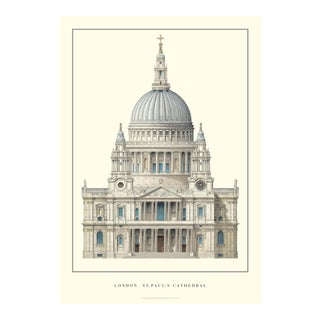 London, St. Paul's Cathedral, Edition: 500, 2004 For Sale