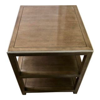 Cth Sherrill Occasional Lamp Table For Sale