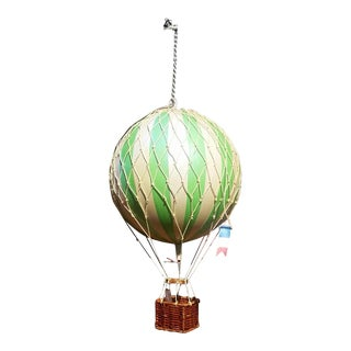 Petite French Hot Air Balloon