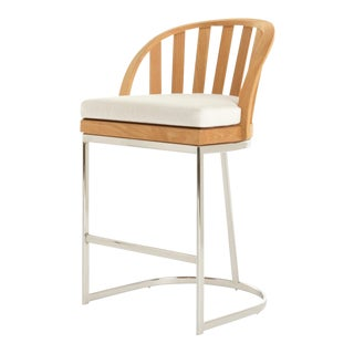 Summit Furniture Picket Bar Chair For Sale
