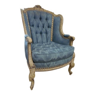 Louie XV Style Chair For Sale