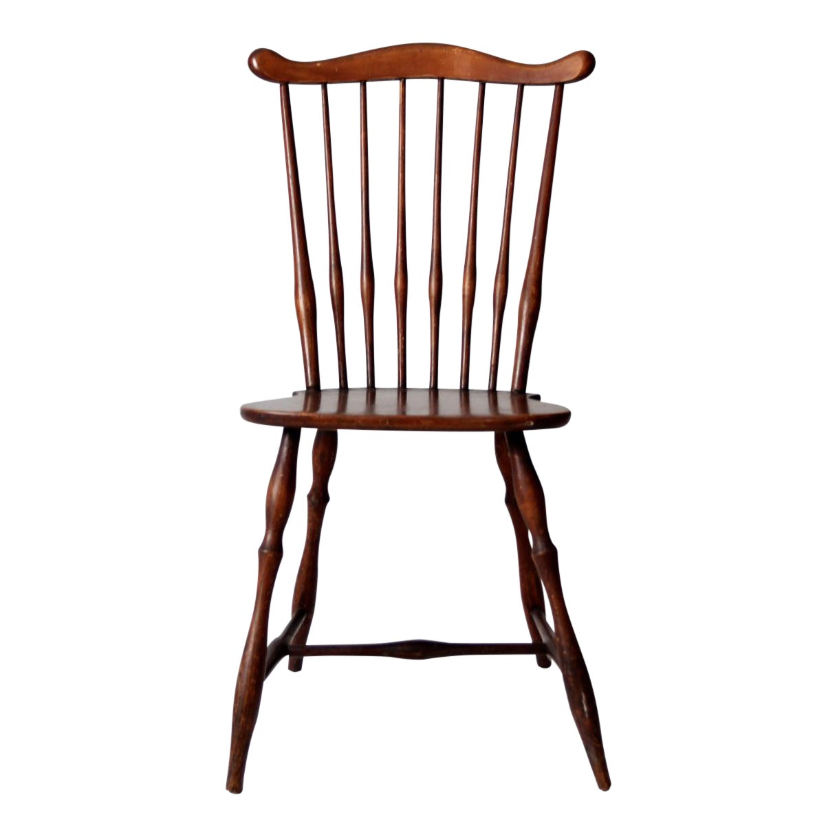 Antique Windsor Chairs Dining: Antique Fan Back Windsor Chair