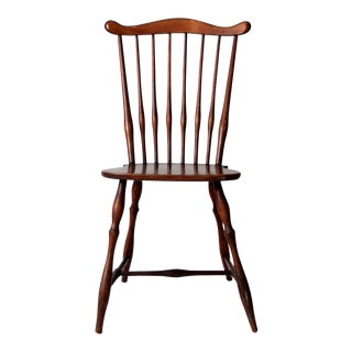 Antique Fan Back Windsor Chair For Sale