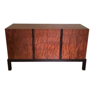 Exotic Wood Credenza by Ron Dekok, 2007 For Sale