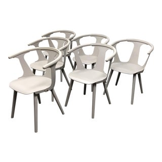 "&Tradition ""In Between"" Sami Kallio Dining Chairs - Set of 6"
