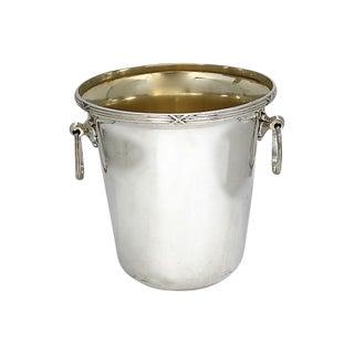 Mid-Century Wiskemann Champagne Bucket For Sale