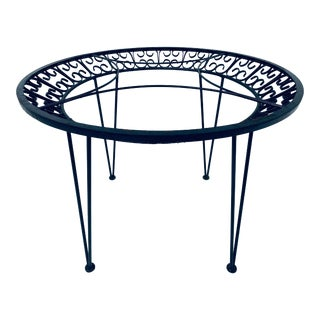 Salterini Outdoor Ribbon Table by Maurizio Tempestini For Sale
