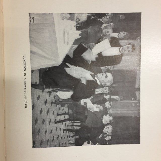 """Arnold Bennett """"Your United States"""" 1912 Book For Sale - Image 10 of 10"""
