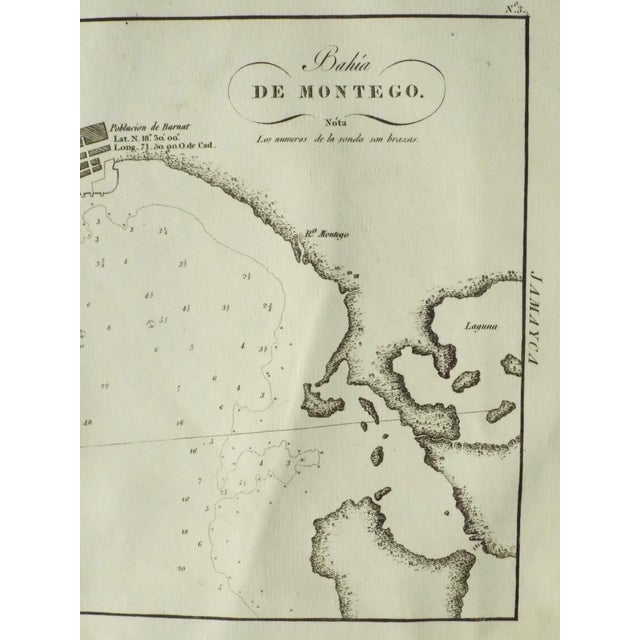 1809 Montego Bay, Jamaica Engraving - Image 5 of 7