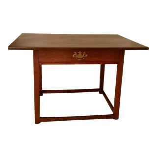 18th Century Mahogany Card Table For Sale