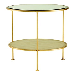 Century Furniture Adele Round End Table For Sale