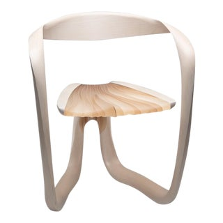 Marc Fish, Ethereal Series Chair, Uk, 2019 For Sale
