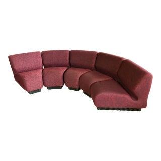 Herman Miller Modular Sectional Sofa For Sale
