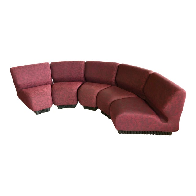 Herman Miller Modular Sectional Sofa For Sale