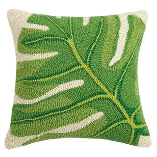 Banana Leaf Hook Pillow For Sale