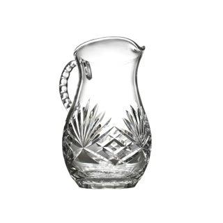 Vintage Rogaska Richmond Pattern Pitcher Crystal/ Blown Glass Preview