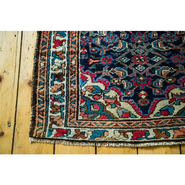 "Vintage Persian Dargezine Rug - 2'7"" x 4'1"" For Sale - Image 4 of 5"