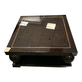Art Deco Cygal Coffee Table For Sale