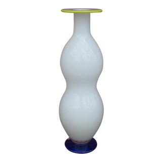 Orrefors Sweden Modernist Vase