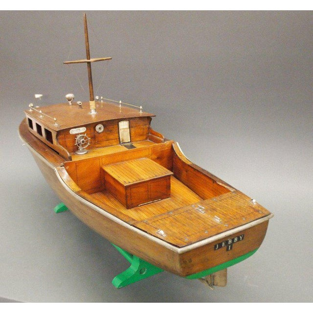 1940s Steam Powered Wooden Boat - Image 3 of 11