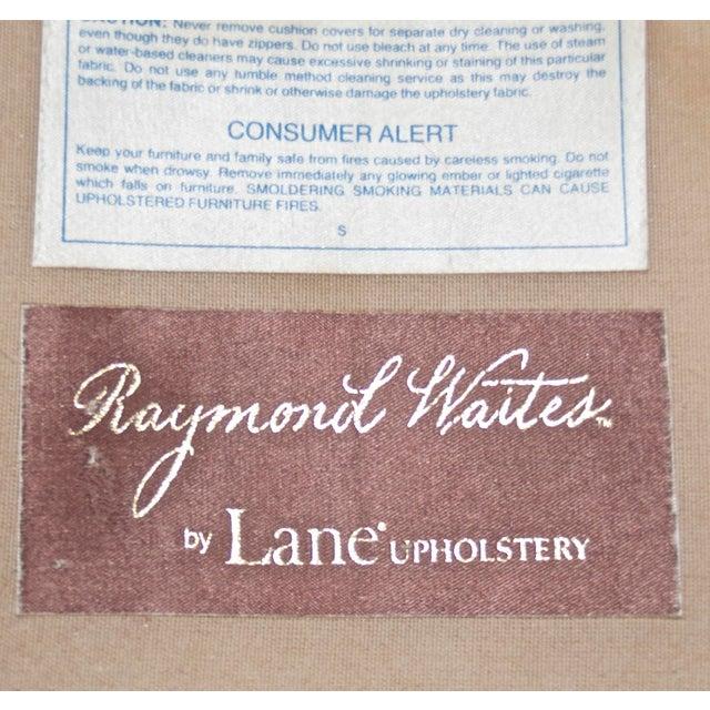 Lane Raymond Waites Custom Bolster Sofa For Sale - Image 11 of 13
