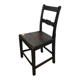 19th Century English Side Chair