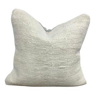 Turkish Organic Decorative Hemp Kilim Pillow Cover For Sale