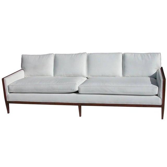 Vintage Restored Stow Davis Sofa For Sale - Image 12 of 12