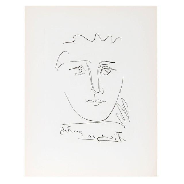 Pablo Picasso - L\'Age De Soleil Pour Roby Etching   Chairish