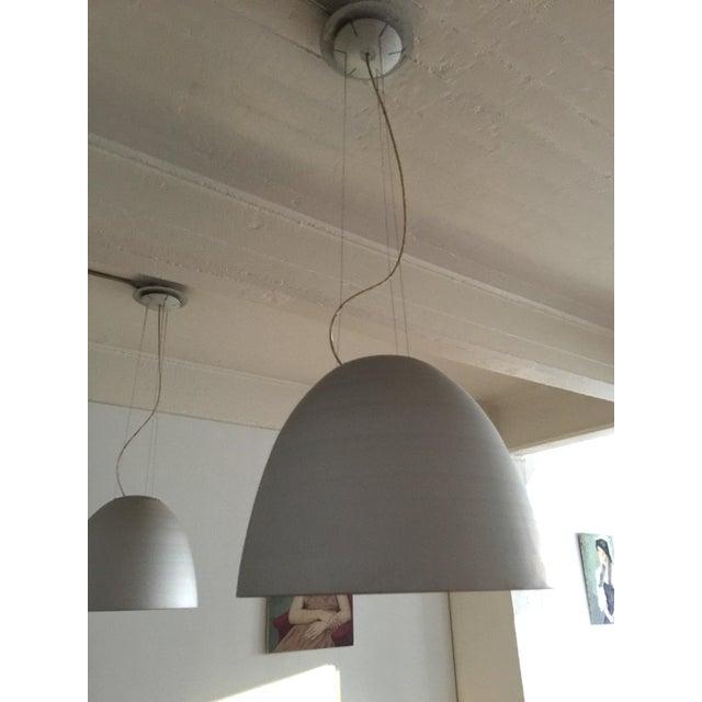 Ernesto Gismondi for Artemide Nur Lights - A Pair - Image 3 of 4